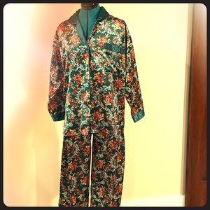 Vintage Victoria's Secret pajamas P